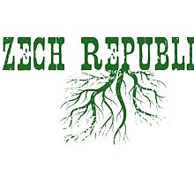 Czech Republic Roots by surgedesigns