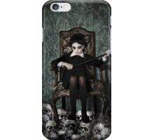 Queen of Skulls iPhone Case/Skin