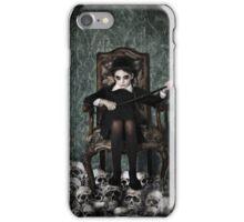 Queen of Skulls iPhone Case/Skin