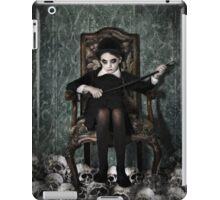 Queen of Skulls iPad Case/Skin