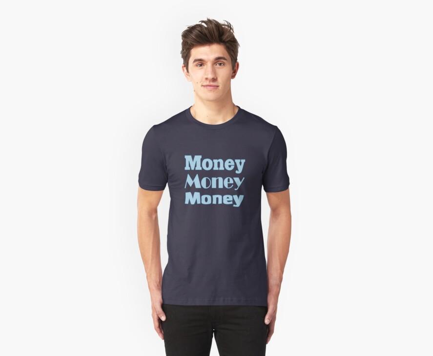 Money Money Money by Donna Grayson