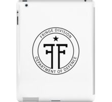 Fringe Division - Department of Defence iPad Case/Skin