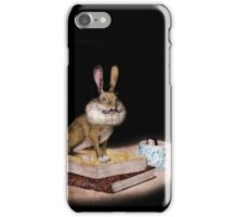 Through the Looking-Glass iPhone Case/Skin