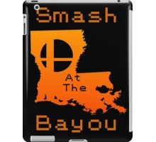 Smash at the Bayou iPad Case/Skin