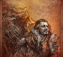 Bard the Bowman by JustAnor