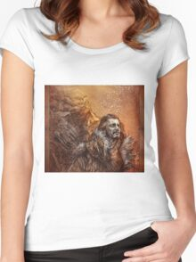 Bard the Bowman Women's Fitted Scoop T-Shirt