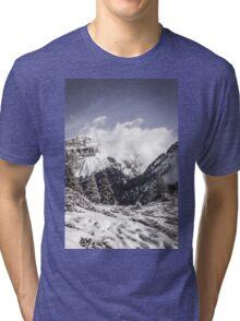 The Mountains  Tri-blend T-Shirt