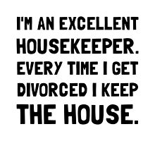 Divorced Housekeeper by AmazingMart