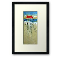 Deep Roots Framed Print