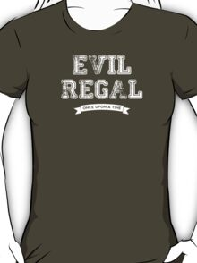 Once Upon a Time - Evil Regal T-Shirt