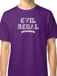 Once Upon a Time - Evil Regal Classic T-Shirt