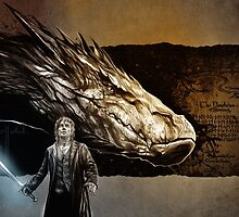 The Hobbit by JustAnor
