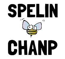 Spelling Bee Champ by AmazingMart