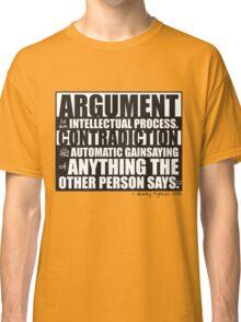 Argument Classic T-Shirt