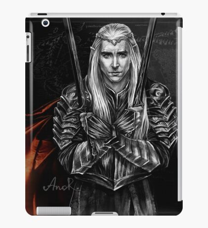 Elven King iPad Case/Skin