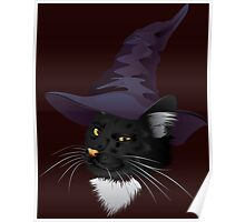 Kitty Witchy Poster