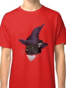 Kitty Witchy Classic T-Shirt