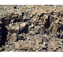 Bombo Rock #3 Photographic Print