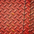 The one with the diamond patterned iron slabs by David Librach - DL Photography -
