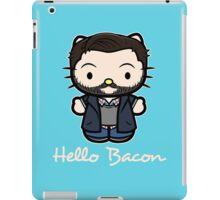 Everyone Loves Bacon iPad Case/Skin