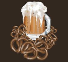 Beer N Pretzels by Lotacats