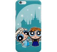 Frozen Powerpuff Girls Mash-Up iPhone Case/Skin