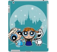 Frozen Powerpuff Girls Mash-Up iPad Case/Skin