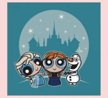 Frozen Powerpuff Girls Mash-Up Kids Clothes