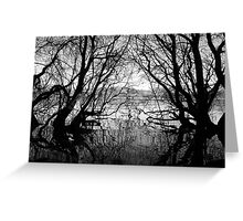 Sleepy Hollow Greeting Card