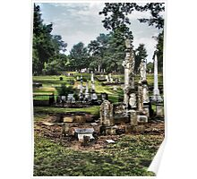 Oakland Cemetary Poster