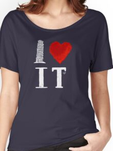I Heart Italy (remix) Women's Relaxed Fit T-Shirt