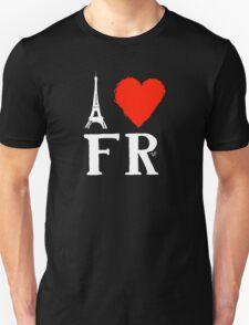 I Heart France (remix)  T-Shirt