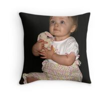 Loveable Throw Pillow