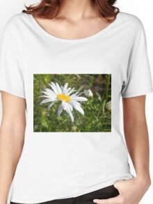 Big Chamomile 6 Women's Relaxed Fit T-Shirt