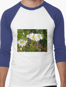 Big Chamomile 7 Men's Baseball ¾ T-Shirt