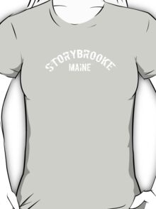 Once Upon a Time - Storybrooke, Maine T-Shirt