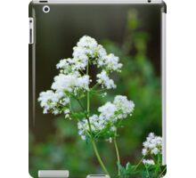 Tall Meadow Rue iPad Case/Skin