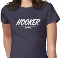 Once Upon a Time - Hooker - Irish Boat Womens Fitted T-Shirt