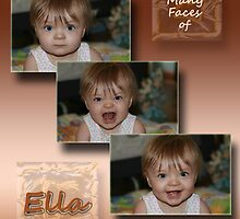 The Many Faces of Ella by Patricia Montgomery