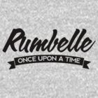 Once Upon a Time - Rumbelle - Dark by VancityFilming