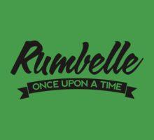 Once Upon a Time - Rumbelle - Dark Kids Tee