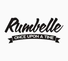 Once Upon a Time - Rumbelle - Dark Kids Clothes