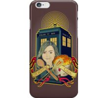 THE SOUFFLE' GIRL  iPhone Case/Skin