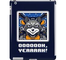 Star Raccoon v2 iPad Case/Skin