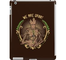 A Root for You iPad Case/Skin