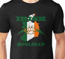 irish hooligan brass knuckles Unisex T-Shirt