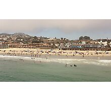 Pismo Beach Photo Photographic Print