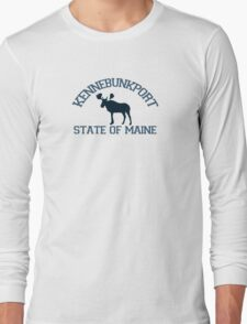 Kennebunk. Long Sleeve T-Shirt