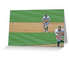 In the Game Greeting Card