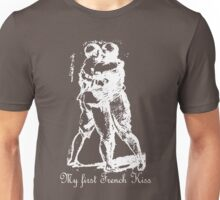 MY FIRST FRENCH KISS Unisex T-Shirt